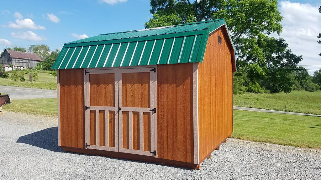 Highwall Barn Storage Sheds Weaver Barns