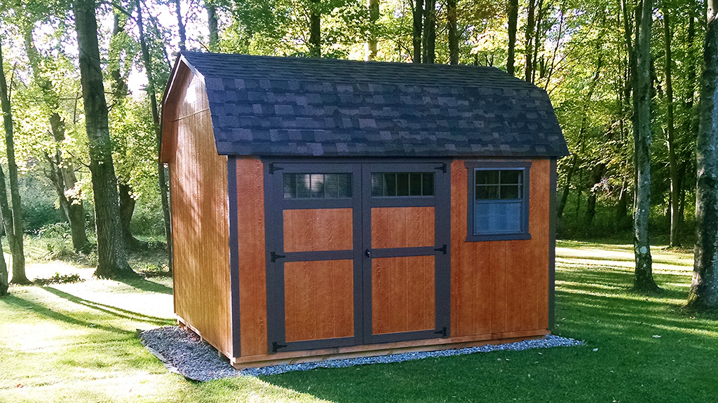 Build Your Own Garage >> Weaver Barns - Premium Storage Sheds in Northwest Pennsylvania