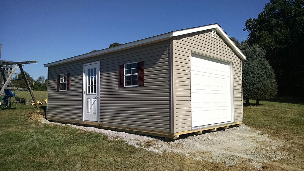 Garage Storage Sheds Weaver Barns