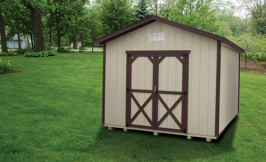 Highwall Barn Storage Sheds Weaver Barns