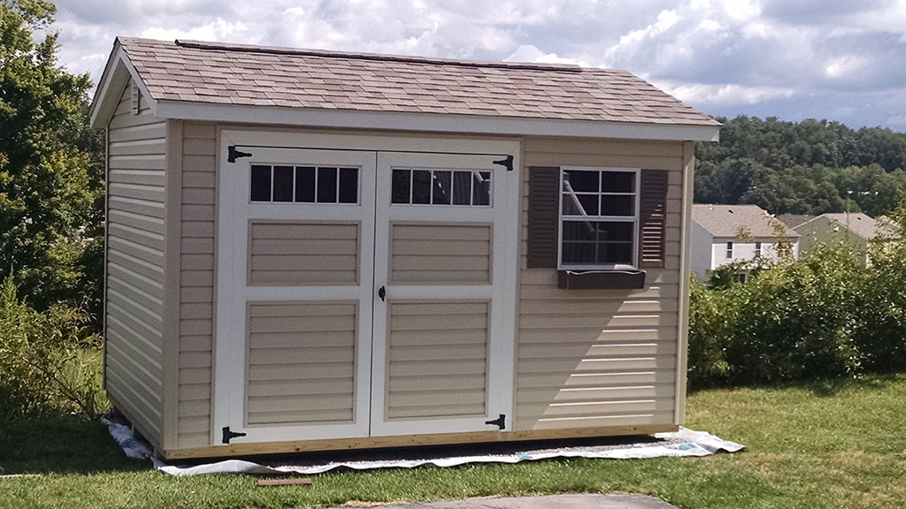 Gable Style Storage Sheds Weaver Barns
